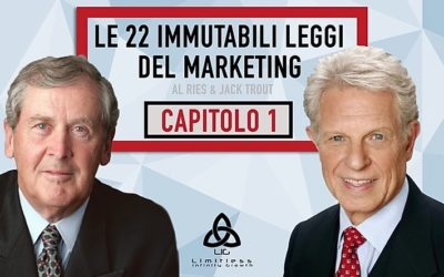 LE 22 LEGGI IMMUTABILI DEL MARKETING Capitolo 1