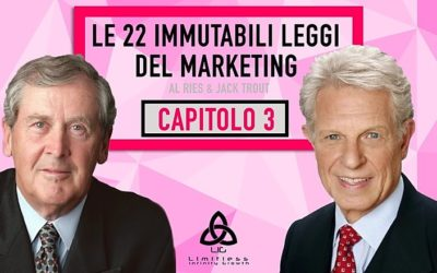 LE 22 LEGGI IMMUTABILI DEL MARKETING – Capitolo 3