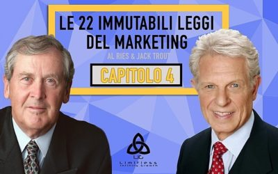 LE 22 LEGGI IMMUTABILI DEL MARKETING – Capitolo 4