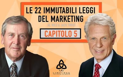 LE 22 LEGGI IMMUTABILI DEL MARKETING –  Capitolo 5